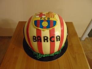 Burkolt torták