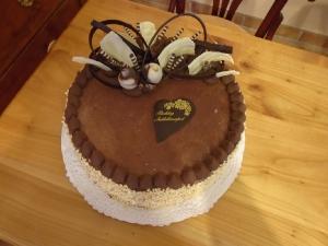 Tejszínes torták